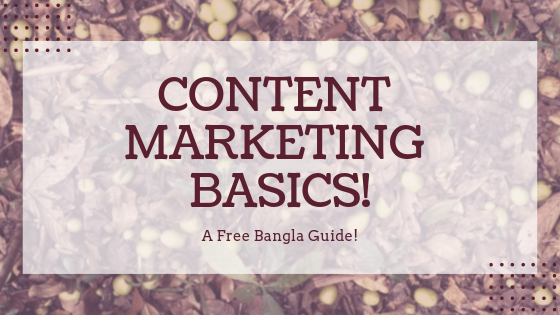 Content Marketing Basics