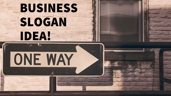 Business Slogan Idea Generator