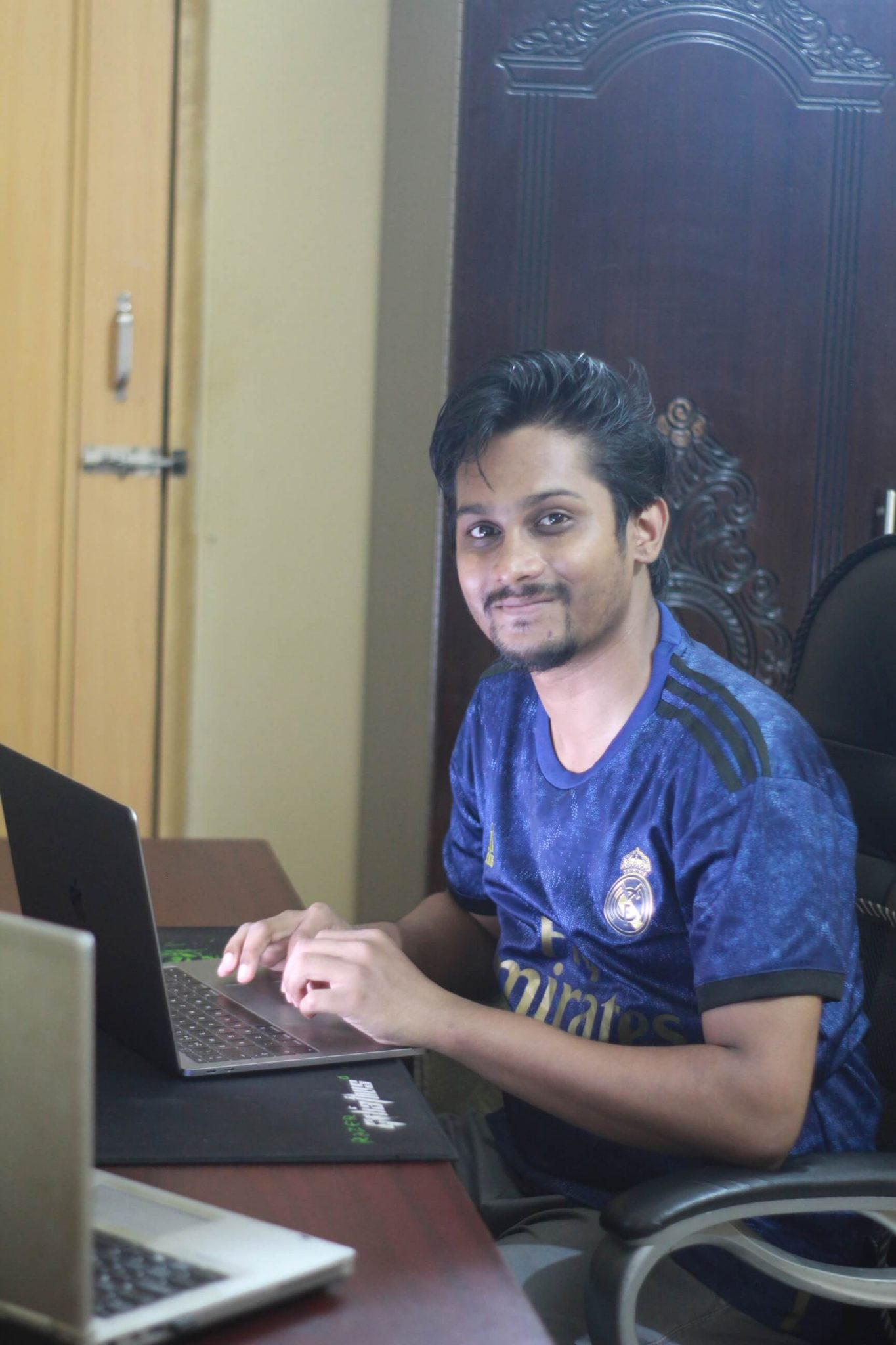 Mohammad Asif Workstation.